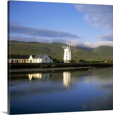 Blennerville Windmill, Blennerville, Co Kerry, Ireland
