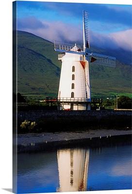 Blennerville Windmill, Tralee, Co Kerry, Ireland