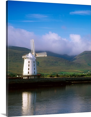 Blennerville Windmill, Tralee, Co Kerry, Ireland; Windmill Built In 1800
