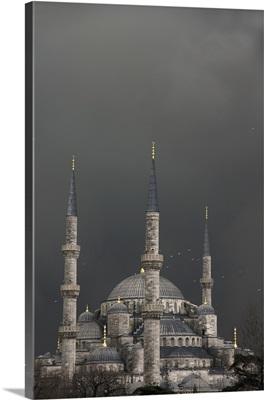 Blue Mosque/Sultan Ahmet Camii, Istanbul, Turkey
