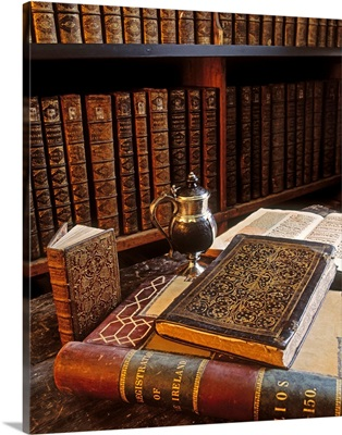 Books And Manuscripts in Bolton Library, Cashel, Ireland