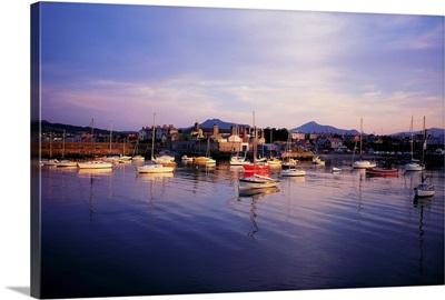 Bray Harbour, County Wicklow, Ireland