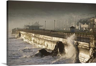 Bray Promenade, Bray, County Wicklow, Ireland