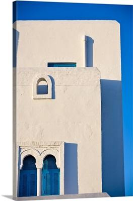Building, Kairouan, Tunisia, Africa