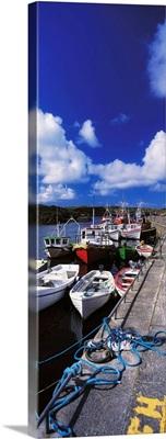Bunbeg, Donegal, Ireland, Harbour Of A Townland