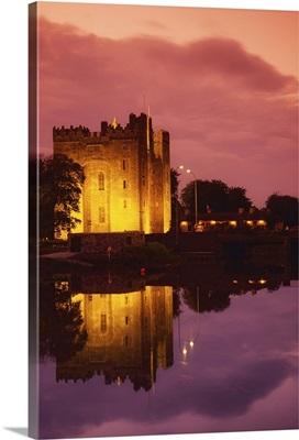 Bunratty, County Clare, Ireland; Bunratty Castle