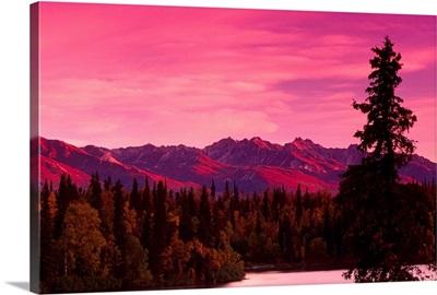 Byers Lake Sunrise