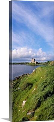 Castle On The Waterfront, Dunguaire Castle, Kinvara, Republic Of Ireland
