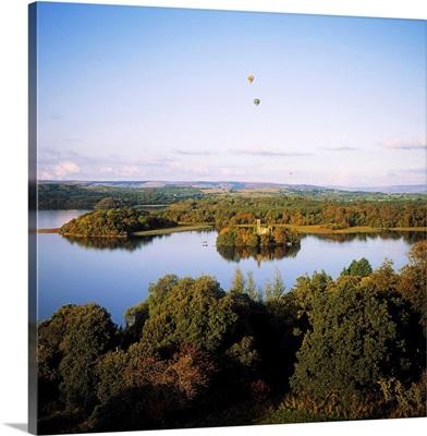 Castleisland Lough Key Forest Park, Boyle, Co Roscommon, Ireland