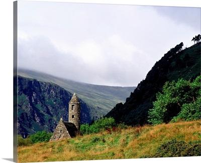 Chapel Of Saint Kevin At Glendalough, Glendalough, Co. Wicklow, Ireland