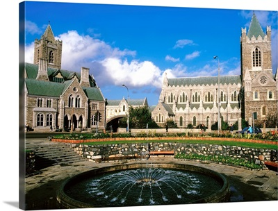 Christ Church Cathedral, Synod Hall, Dublin, County Dublin, Ireland