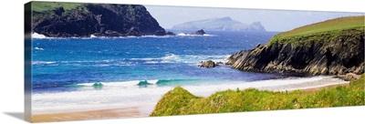 Clogher Beach, Blasket Islands, Dingle Peninsula, County Kerry, Ireland