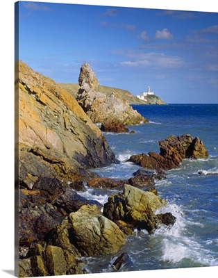 Co Dublin, The Bailey Lighthouse