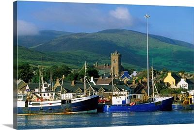 County Kerry, Dingle Harbor, Ireland