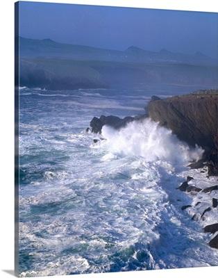 County Kerry, Ireland, Near Ballyferriter