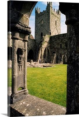 County Kilkenny, Ireland; Jerpoint Abbey