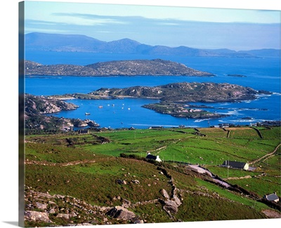 Derrynane Harbour, Caherdaniel, Ring Of Kerry, Co Kerry, Ireland