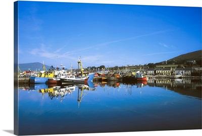 Dingle Harbour, Dingle, Co Kerry, Ireland