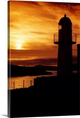 Dingle Lighthouse, Dingle Peninsula, County Kerry, Ireland