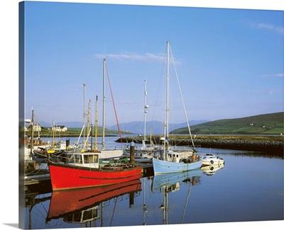 Dingle Peninsula, Dingle Harbor, Ireland