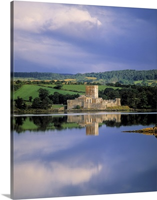 Doe Castle Near Creeslough In County Donegal, Republic Of Ireland