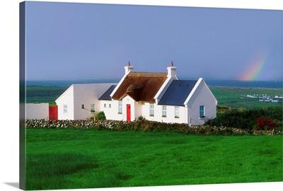 Doolin, Co Clare, Ireland; Renovated Cottage