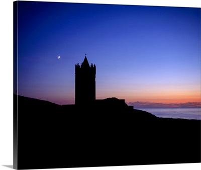 Doonagore Castle, Doolin, Co Clare, Ireland