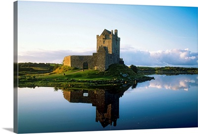 Dunguaire Castle, Kinvara, County Galway, Ireland