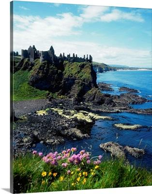 Dunluce Castle, Co Antrim, Ireland