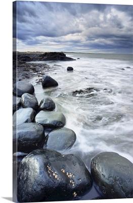 Embleton Bay, Northumberland, England, United Kingdom