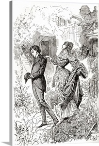 dickens single girls Charles dickens' portrayal of women in great expectations,  lack of sympathetic understanding of single women  susan dickens and women dickens and women.