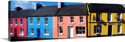 Eyries Village, West Cork, Ireland
