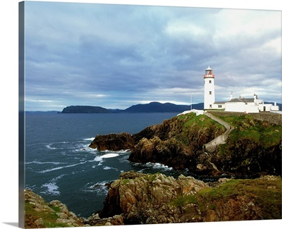 Fanad Head Lighthouse, Co Donegal, Ireland