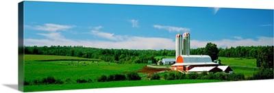 Farm, Colchester County, Nova Scotia, Canada