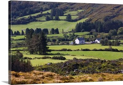 Farmland Near Kilgarvan; County Kerry, Republic Of Ireland