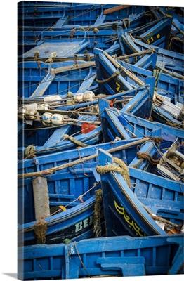 Fishing Boats, Morocco