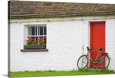 Folk Village Museum, Glencolmcille Village, County Donegal, Ireland