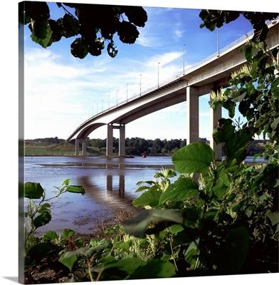 Foyle Bridge, Derry City, Co. Londonderry, Ireland