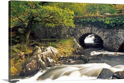 Galway's Bridge, Killarney National Park, County Kerry, Ireland