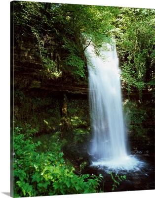 Glencar Waterfall, Yeats Country, Co Sligo, Ireland