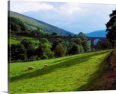 Glendun, Glens Of Antrim, Co Antrim, Ireland