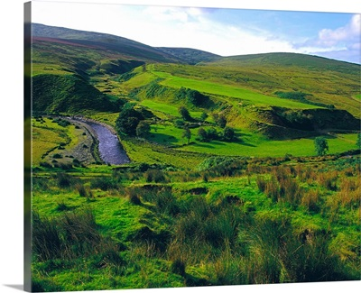 Glenelly Valley, Sperrin Mountains, Co Tyrone, Ireland