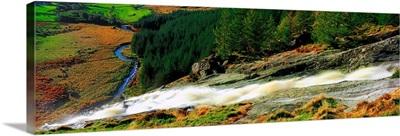Glenmacnass Waterfall, County Wicklow, Ireland