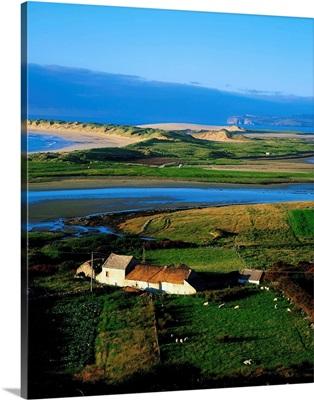 Gort A' Choirce (Gortahork) Co Donegal, Ireland