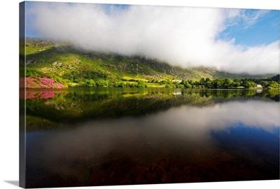 Gougane Barra Lake In West Cork; County Cork, Munster, Ireland