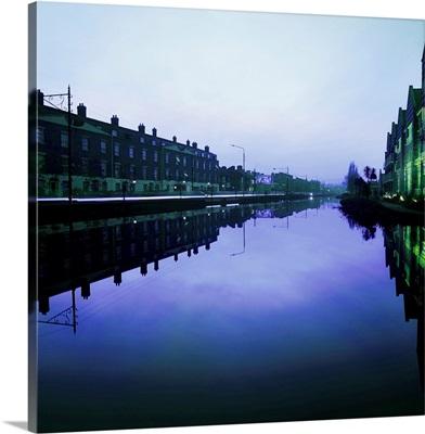 Grand Canal, Portobello, Dublin, Co Dublin, Ireland