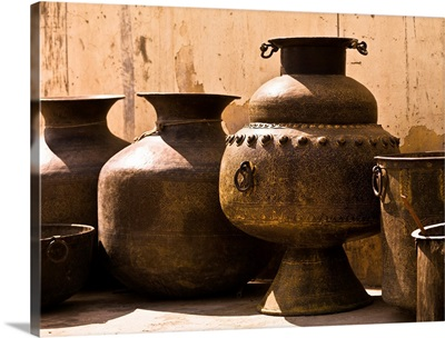 Hand Crafted Jugs, Jaipur, India