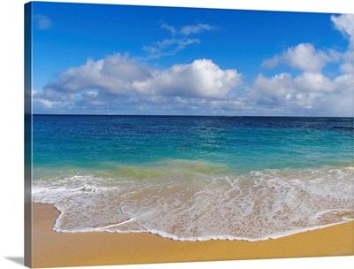 Hawaii, Maui, North Shore, Beautiful Day On Baldwin Beach