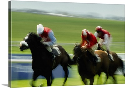 Horse Racing, Ireland
