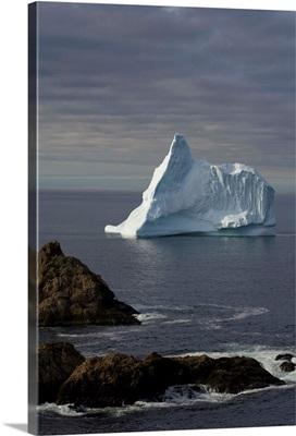 Iceberg, Twillingate, Newfoundland And Labrador, Canada